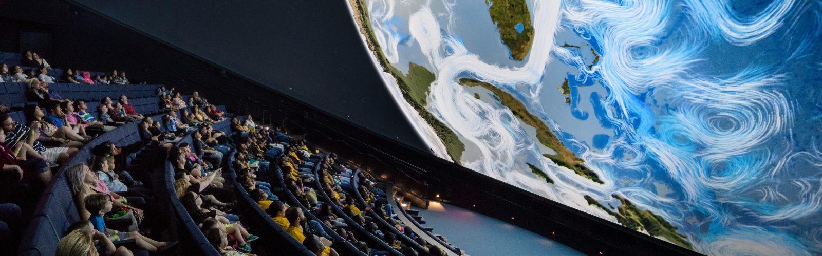Planetarium - Frost Science