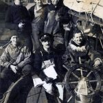 Original photos from the Denison-Crockett Expedition