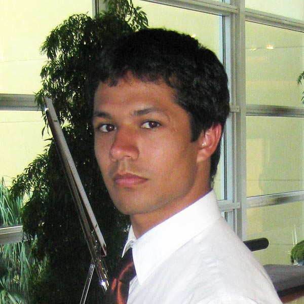 Photo of a young man