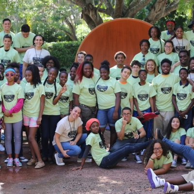 Summer 2016 IMPACT students