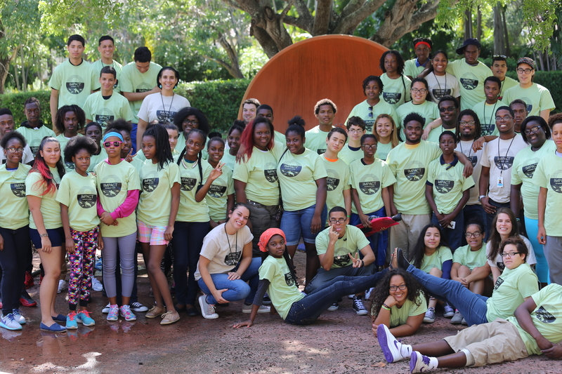 Summer 2016 IMPACT students