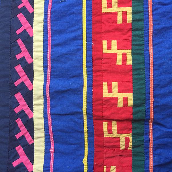Seminole fabric