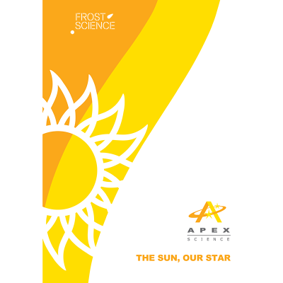 APEX The Sun Our Star Cover flyer