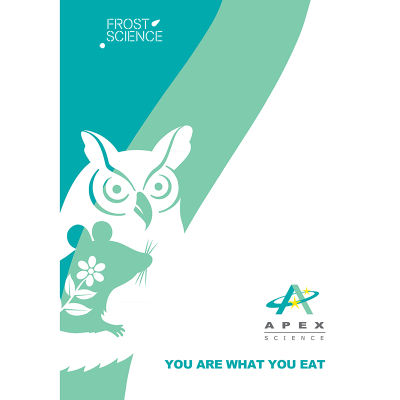 APEX What You Eat Cover flyer