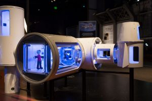 Living in Space: Space Station Dollhouse