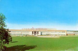 Innovation: Sikorsky Postcard