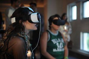 VR Experience: The Blank Canvas Hacking Nature