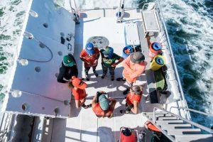 Catch Shark: Upward Bound Students 12