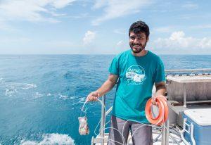 Catch Shark: Upward Bound Students 11
