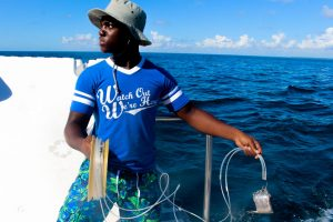 Catch Shark: Upward Bound Students 4