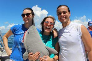 Catch Shark: Upward Bound Students 3