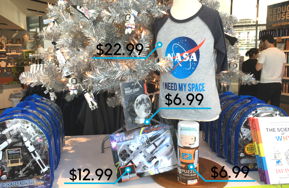 Out-of-this-world explorer gift ideas
