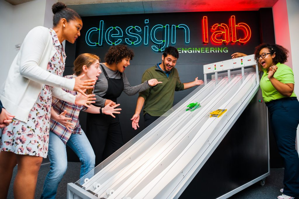 Design Lab: Engineering Frost Museum of Science