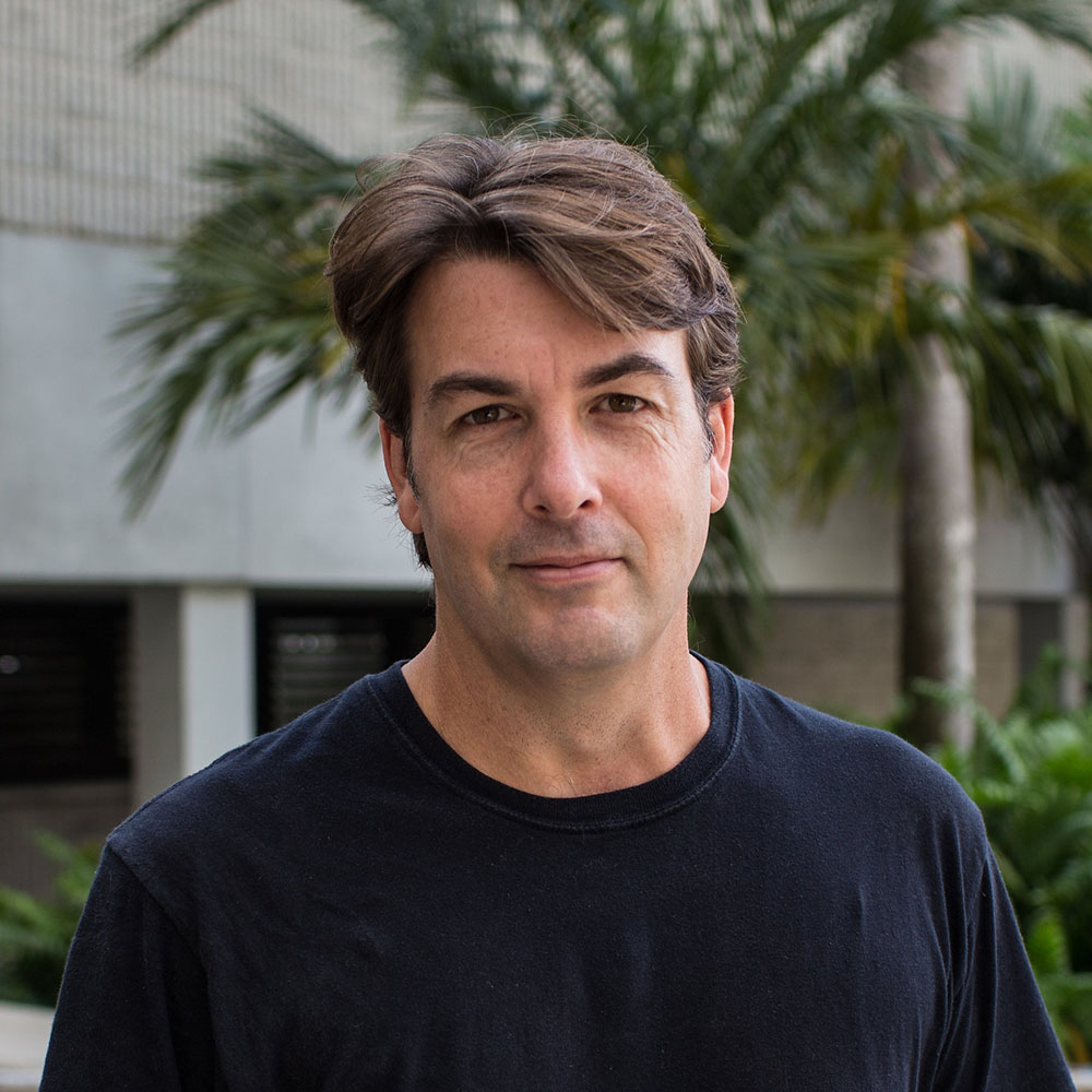 Photo of Dr. Demian Chapman, Associate Professor Biological Sciences Florida International University