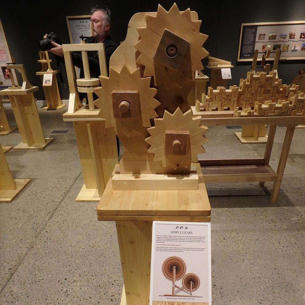 building science exhibit