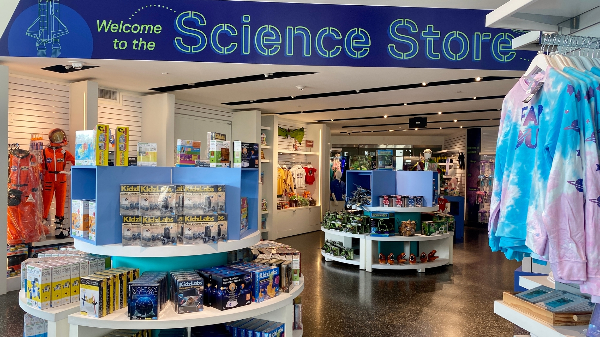 Frost Science Science Store